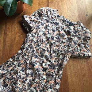 French Connection Bow Back Dress Size 10